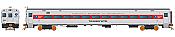 Rapido 128504 - HO Scale Comet Commuter Car - CDOT Set 1