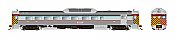 Rapido Trains 16220 - HO Budd RDC-2 - PH2 - DC - Canadian Pacific #9110