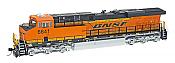 InterMountain 49743S-01 - HO ES44AC - DCC & Sound - BNSF New Image #6625