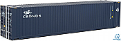 Walthers 8570 HO SceneMaster - 45 Ft CIMC Container - Assembled - Cronos
