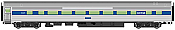 WalthersMainline 30013 HO Scale - RTR 85 ft Budd Large-Window Coach - Amtrak (Phase IV)