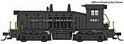 Walthers Mainline 20661 - HO EMD SW7 - DCC & Sound - New York Central #8897