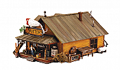 Woodland Scenics 5047 HO Built-&-Ready Landmark Structures - Mo Skeeters Bait & Tackle
