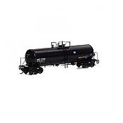 Athearn Genesis G40163 - HO GATC 20K Gallon GS Tank Car - GATX/Service Driven #27117