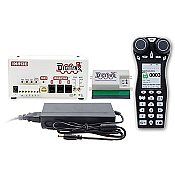 Digitrax EVODX - Evolution Express Advanced 5A/8A Duplex Starter Set