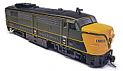 Rapido Trains True North Diesel FPA-4 - DCC Ready Canadian National 1954 Green Pre Order