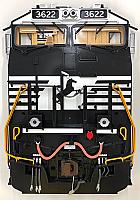 Stoddarts Ltd. 3622 - 3D Railroad Wall Artwork - NS ET44 #3622