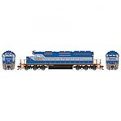 Athearn RTR 72115 HO Scale - SD40-2 - w/DCC & Sound - Ferromex/Ex-NDM #3126