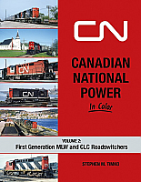 Morning Sun Books :Canadian National in  Color Vol 2