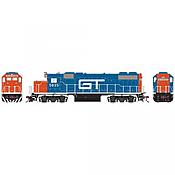 Athearn HO G40835 Diesel EMD GP38-2 Grand Trunk Western GTW #5828 DCC & Sound