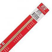 K&S Engineering 8162 All Scale - 1/16 inch Diameter Round Brass Rod - 12inch Long (3 pkg)