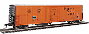 Walthers Mainline 3934 - HO 57ft Mechanical Reefer - Pacific Fruit Express #456525