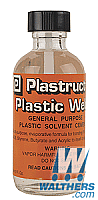 Plastruct Inc. 2 - Plastic Weld - Plastic Solvent Cement - 2oz (59.1mL)