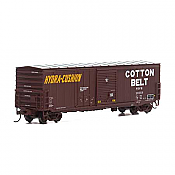 Athearn RTR 89331 HO Scale - 50Ft Combo Door Box - SSW #20357