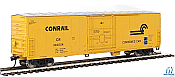 Walthers Mainline HO 2032 50ft Insulated Boxcar Conrail No.360604