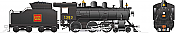 Rapido 603512 HO H-6-d Canadian National Railway #1383 DC/DCC/Sound Pre-Order coming 2020