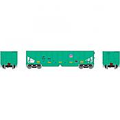 Athearn 14251 HO RTR 40ft OB Ballast Hopper/Load UP No.919610