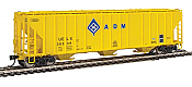 Walthers Proto 106150 - HO 55Ft Evans 4780 Covered Hopper - ADM (UELX) #30239