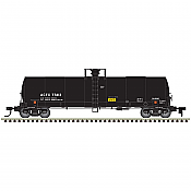 Atlas 20005621 HO 17,360 Gallon Chlorine Tank Car ACFX (OLIN) No.77389