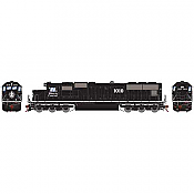 Athearn Genesis 70531 HO - SD70, DCC Ready - IC/White Stripe #1010