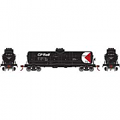 Athearn RND2148 - HO Single-Dome Tank Car - CP Rail #400127