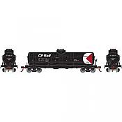 Athearn RND2148 - HO Single-Dome Tank Car - CP Rail #400127