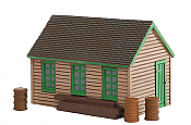 IMEX HO Scale 6139 Maintenence Handcar Shed