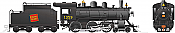 Rapido 603502 HO H-6-d Canadian National Railway #1359 DC/DCC/Sound Pre-Order coming 2020