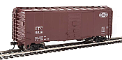 Walthers Mainline 1339 - HO AAR 1944 Boxcar - Illinois Terminal #6041