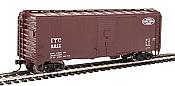 Walthers Mainline 1337 - HO AAR 1944 Boxcar - Illinois Terminal #6012