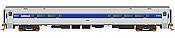 Rapido 528027 - N Scale Horizon Fleet Dinette - Amtrak Phase IV #53508