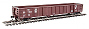 Walthers 6237 - HO 53ft Railgon Gondola - Conrail #587102