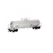 Athearn Genesis G40171 - HO GATC 20K Gallon GS Tank Car - GATX/White #44025