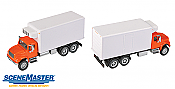 Walthers 11393 HO SceneMaster International(R) 4900 Dual-Axle Refrigerated Van - Assembled