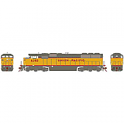 Athearn Genesis G75616 HO - SD60M Diesel Tri-Clops - DCC/Sound - UP #6250