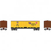 Athearn Roundhouse HO 2193 40ft Steel Reefer ART #31257