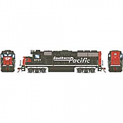 Athearn Roundhouse 12657 HO Scale - GP60, w/DCC Decoder - Southern Pacific #9727