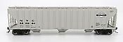 Intermountain 472201-04 HO Scale - 4785 PS2-CD Covered Hopper - Early End Frame - New York Central 138-H #886953