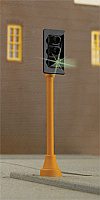 Walthers 4360 HO SceneMaster Traffic Light - Single Sided