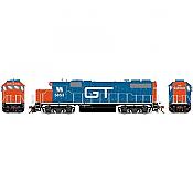 Athearn Genesis G71714 - HO GP38-2 - DCC Ready - Grand Trunk Western (GTW) #5853