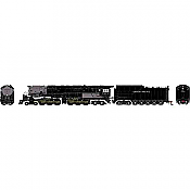 Athearn 25742 - N 4-6-6-4 Steam Challenger - DCC & Sound - Union Pacific #3933