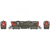 Athearn Genesis G78282- HO GP9 Diesel - DCC/Sound - SP #3663