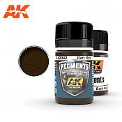 AK Interactive 2042 Air Series Dark Rust Pigment 35ml
