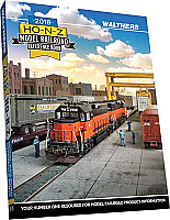 Walthers Publications - Walthers 2018 Reference Book HO, N Scale Z Scale