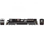 Athearn Genesis G27347 HO Scale - SD80MAC Diesel DCC/Sound - Norfolk Southern #7205