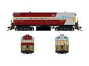Rapido 044529 HO FM H16.44, With Sound & DCC, Canadian Pacific No.8709