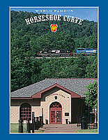 Railroad Press Book World Famous Horseshoe Curve