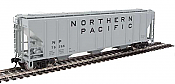 Walthers Mainline 7472 - HO 50ft PS-2 CD 4427 Covered Hopper - Northern Pacific #76280