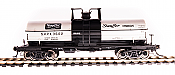 Broadway 6179 HO Scale - 6000 Gallon Tank Car, 1960s and Later - Stauffer #3602