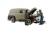 Woodland Scenics 5548 - HO Auto Scenes - Carburetor Chaos